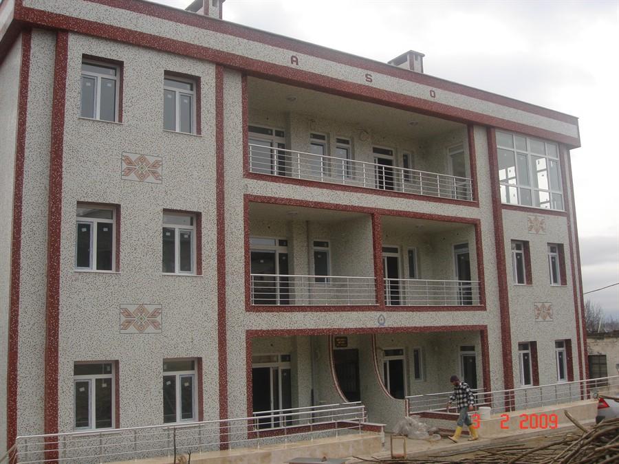 Aso Mesa İnşaat Trabzon
